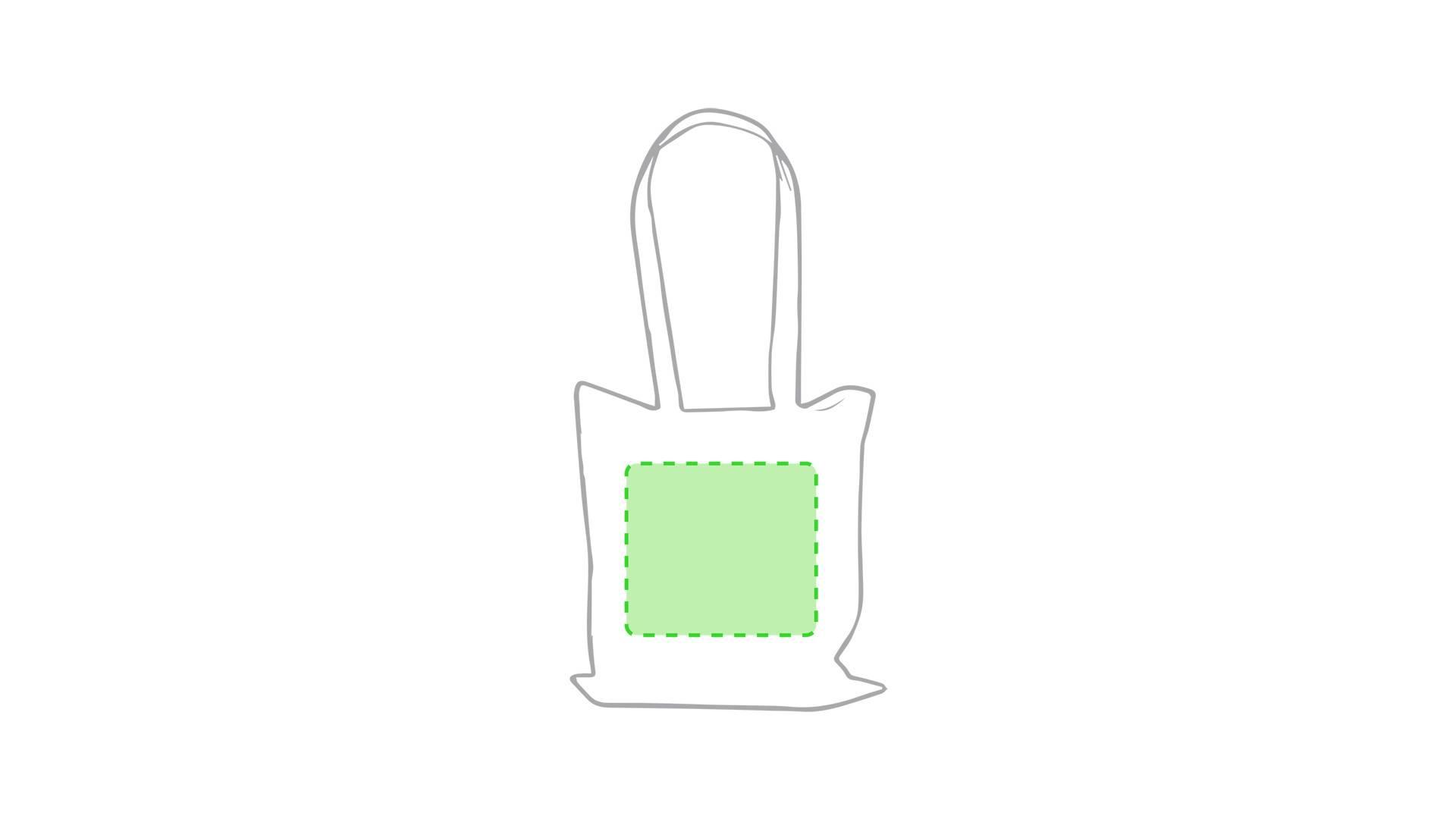 Bolsa de algodón 105 gr/m2 1