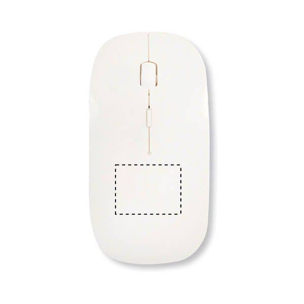 Ratón de ordenador inalámbrico 1