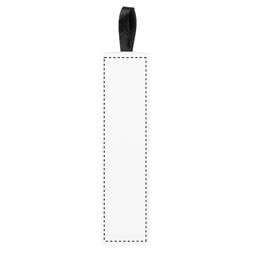 Set de 6 lápices blancos con caja 1
