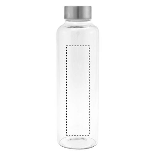 Botella de borosilicato 550 ml 1