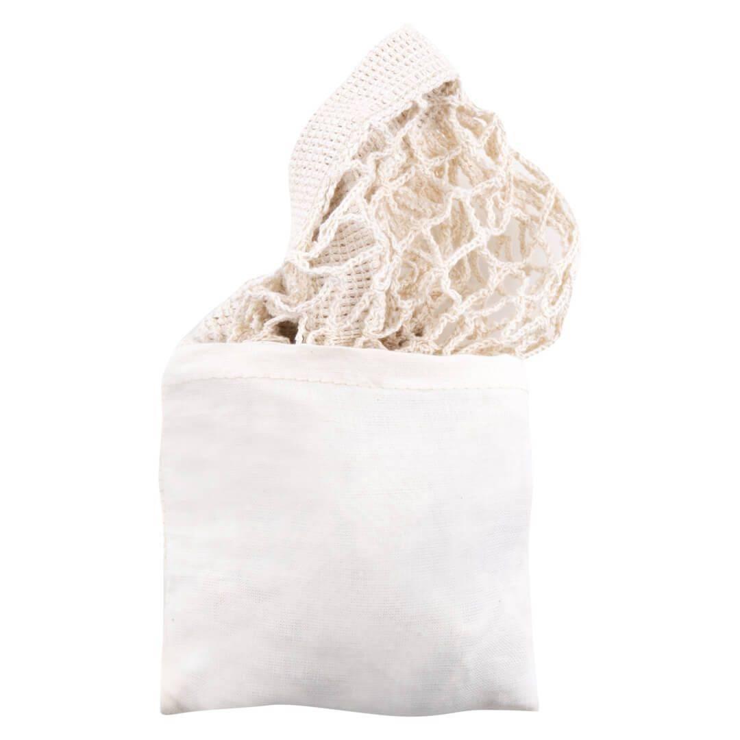 Bolsa de red de algodón 1
