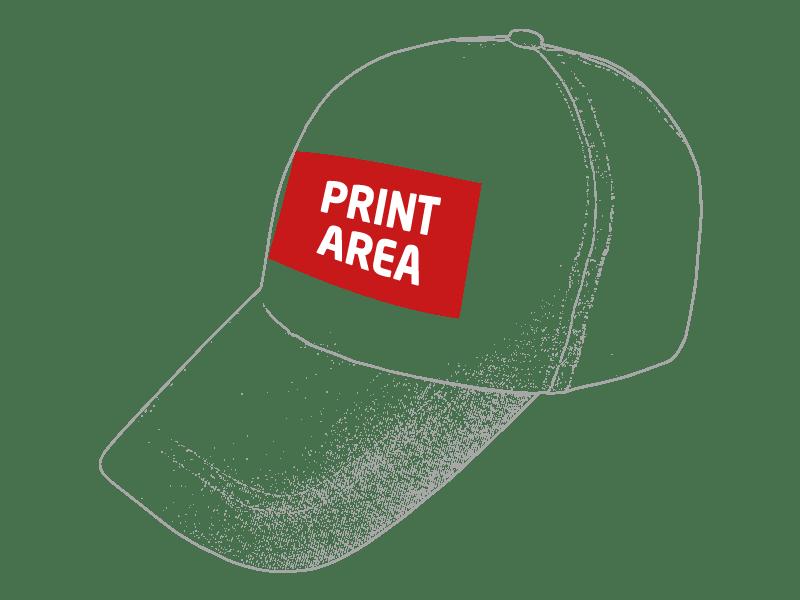Gorra de España con visera larga 1