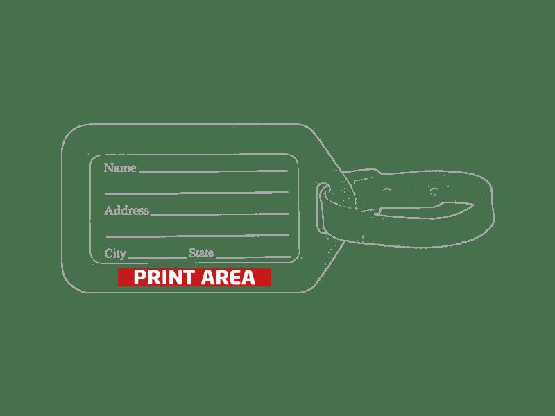 Identificador de maleta de colores 1