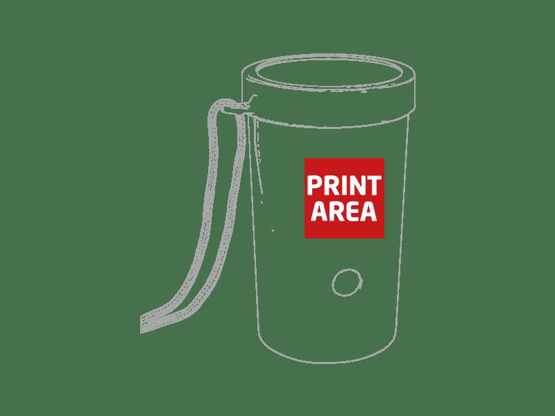 Bocina con cordón para colgar 1