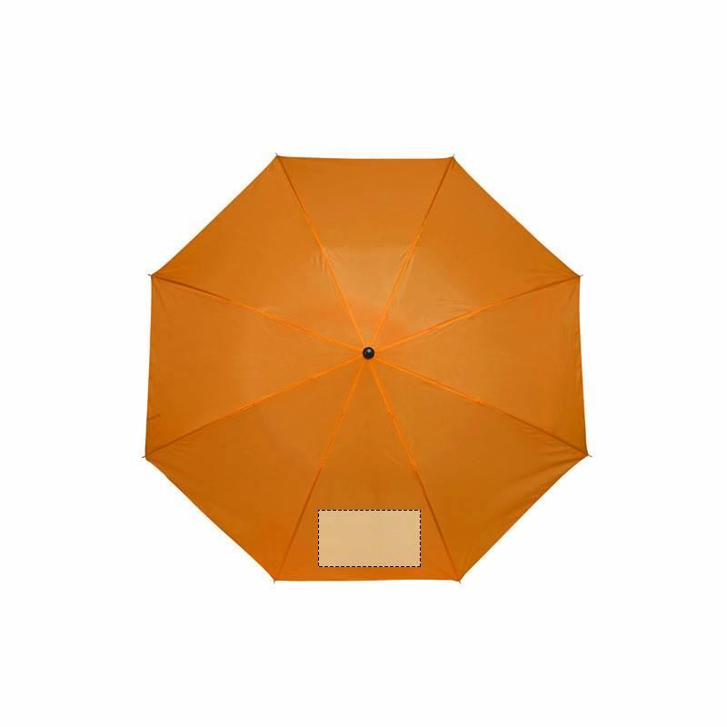 Paraguas plegable manual 1