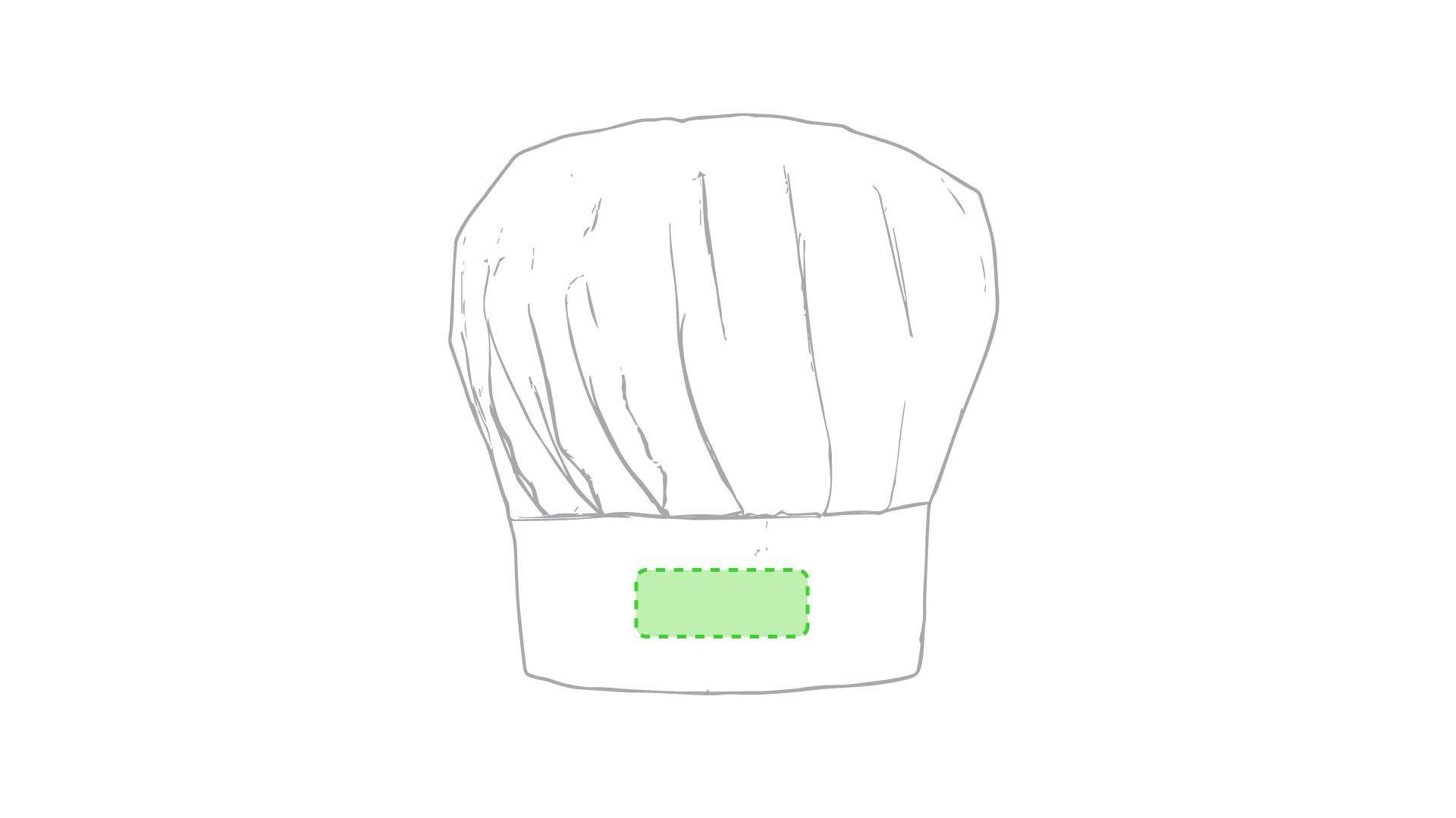 Gorro de cocinero 1