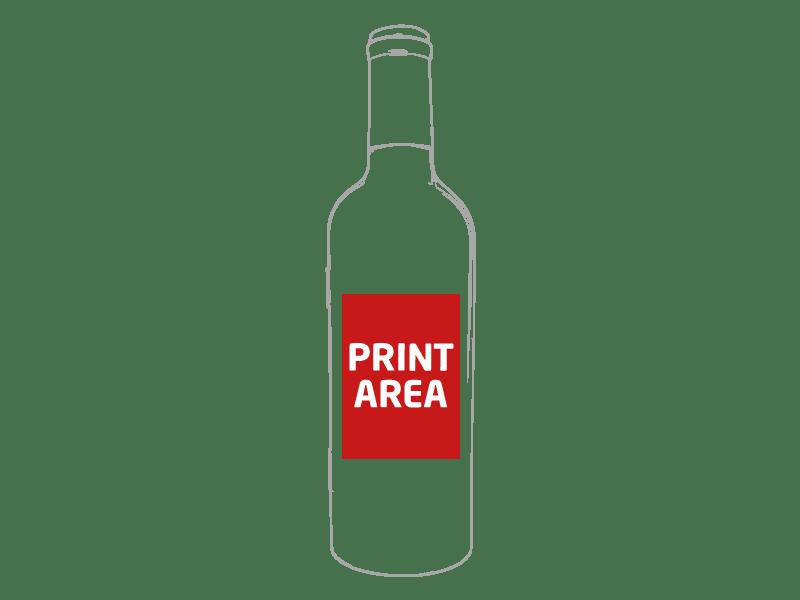 Set de vino con forma de botella 1