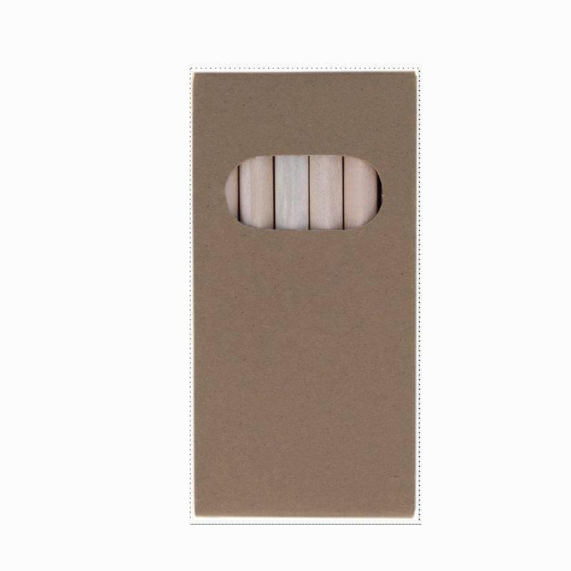 Lapices en caja de cartón 2