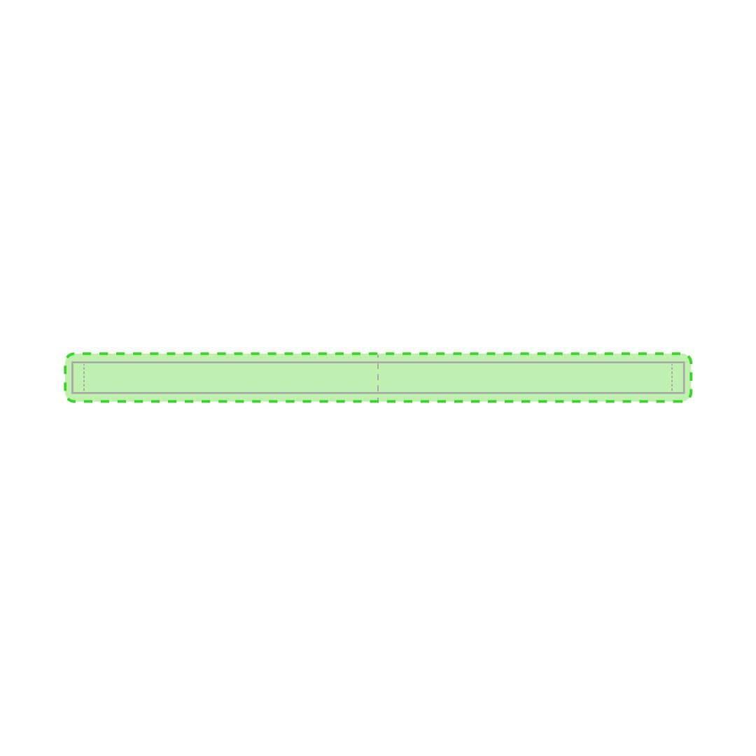 Lanyard de RPET 15 mm con sublimación 2 caras 1