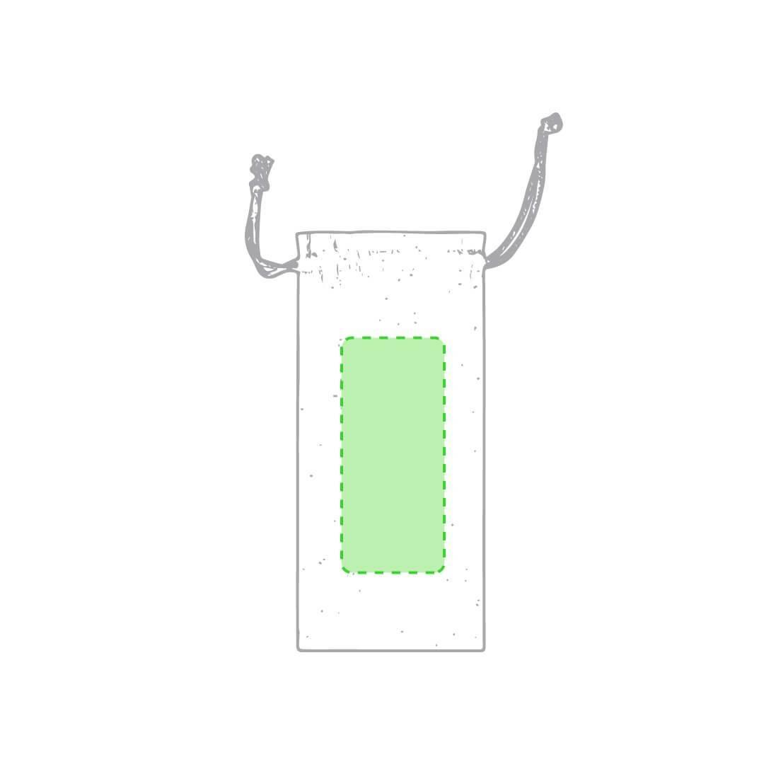 Bolsa para botella de algodón 1