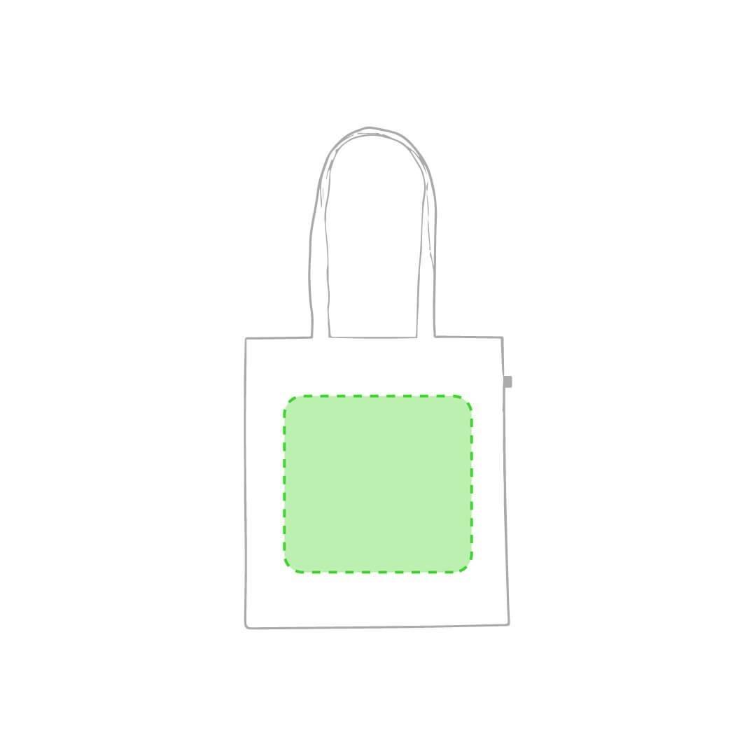 Bolsa ecológica de RPET 1