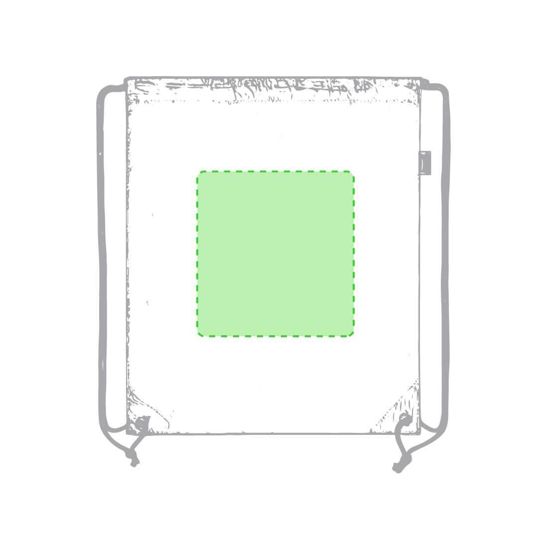 Mochila de plástico reciclado RPET 1