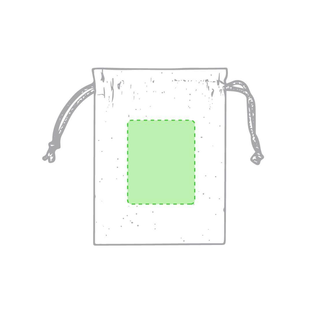 Saquito de algodón para regalo 1