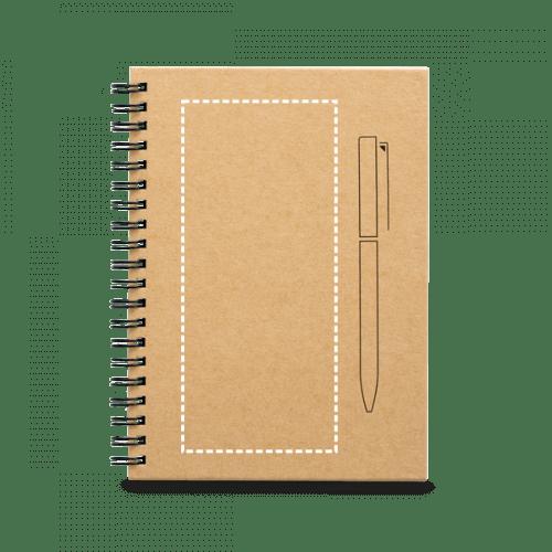 Bloc de notas con imán 1