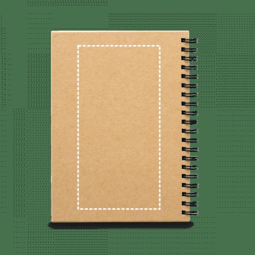Bloc de notas con imán 2