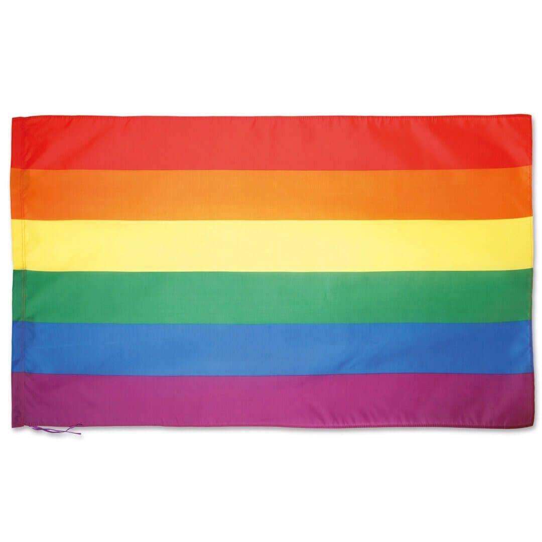 Bandera multicolor LGTB 1