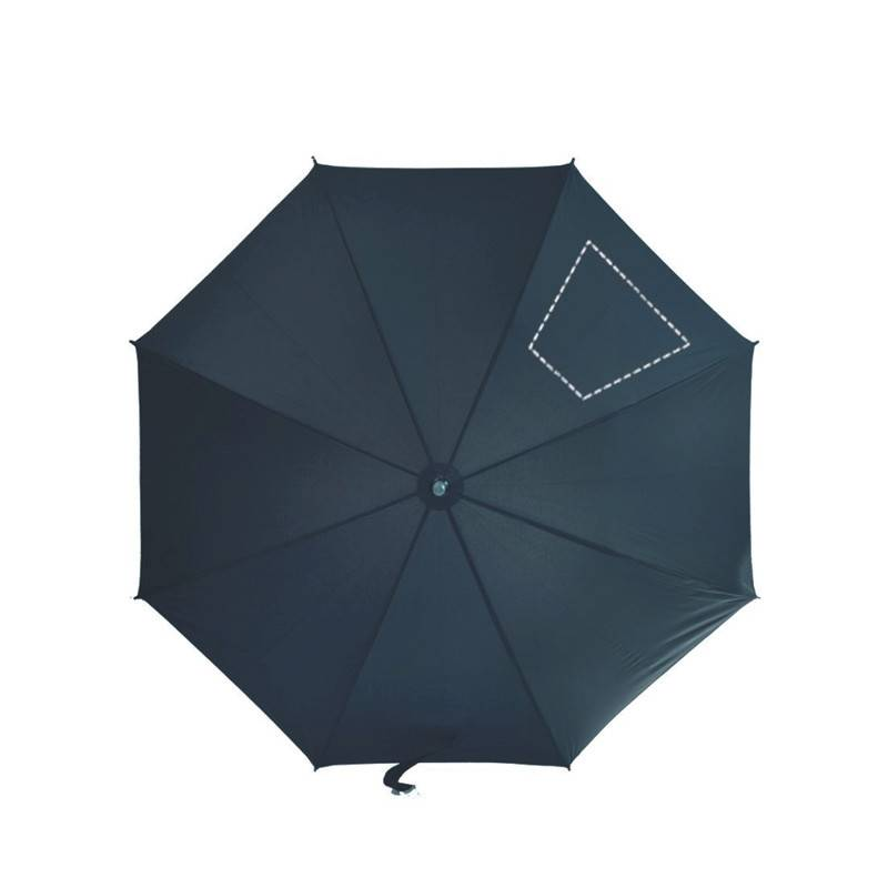 Paraguas con luz y linterna 2