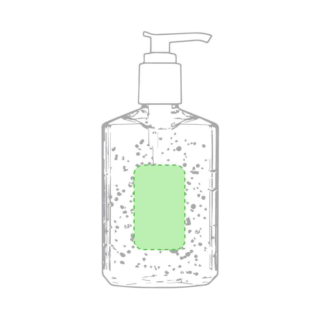 Gel hidroalcohólico con dosificador 1
