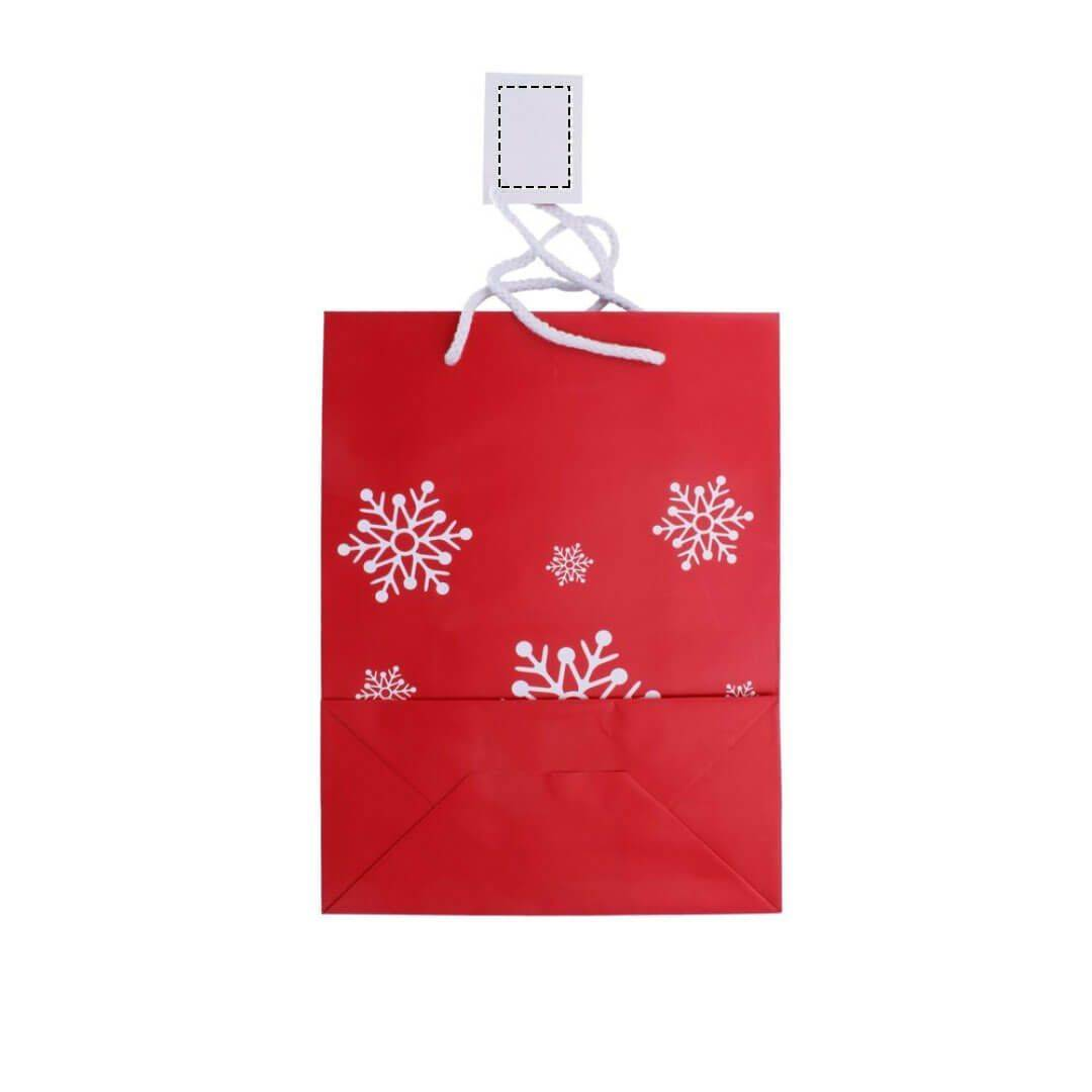 Bolsa de navidad para regalo mediana 1