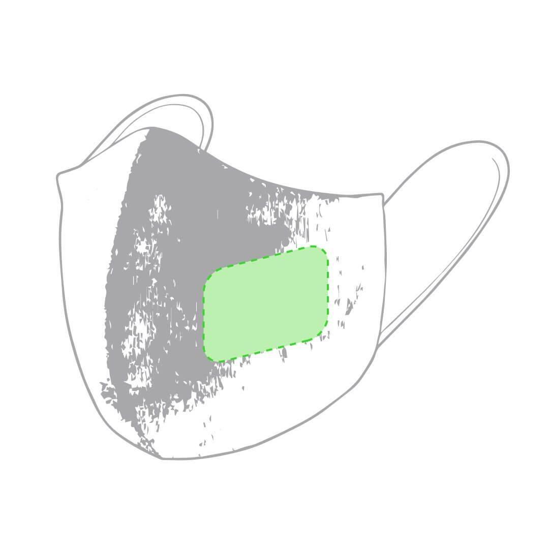 Mascarilla higiénica reutilizable 1