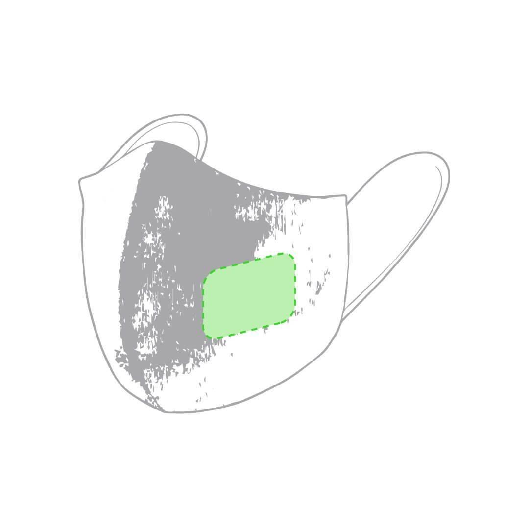 Mascarilla higiénica reutilizable para niños 1