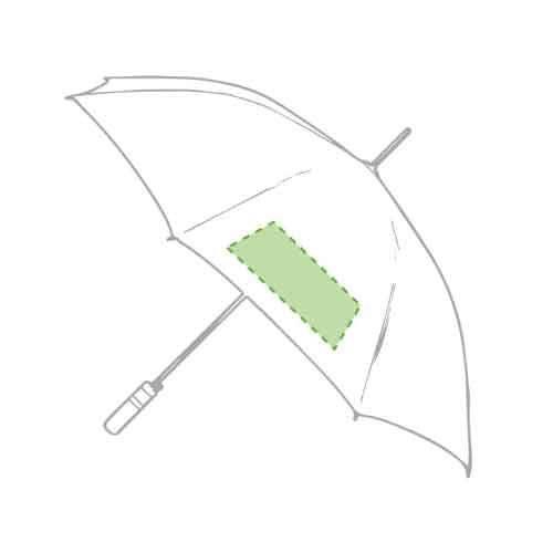 Paraguas antiviento con mango de EVA 2