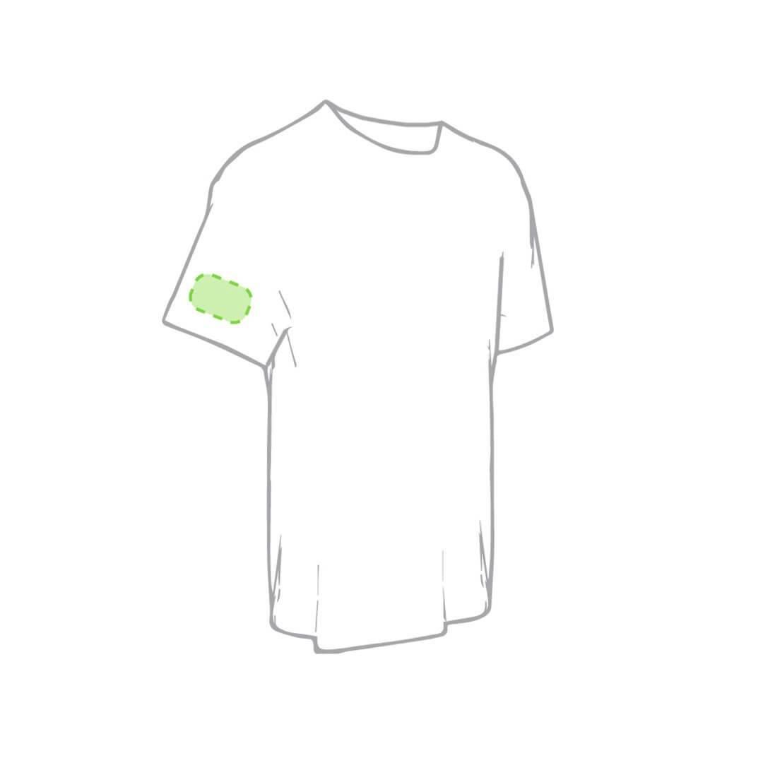 Camiseta de algodón orgánico Keya 5