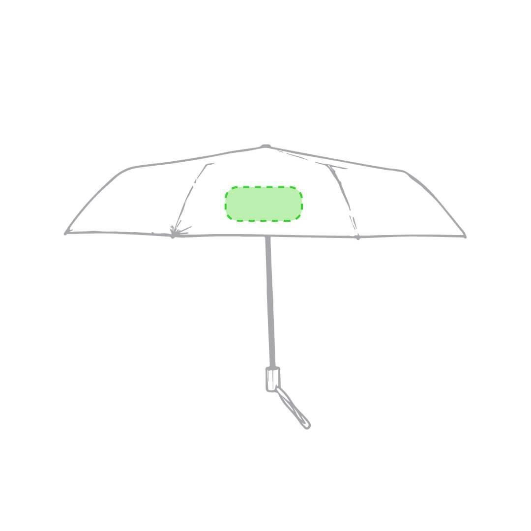 Paraguas plegable de RPET 2