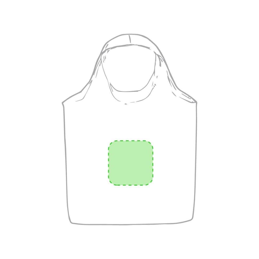 Bolsa de algodón para el hombro 1