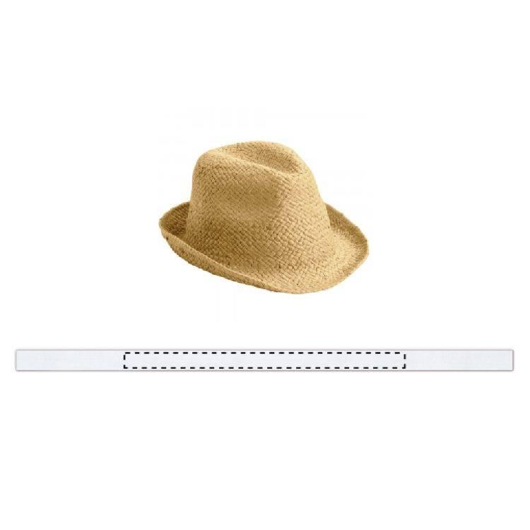 Sombrero de paja Madeira 1