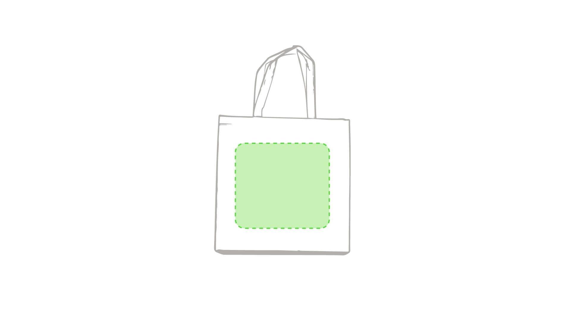 Bolsa de non woven laminado bicolor 1