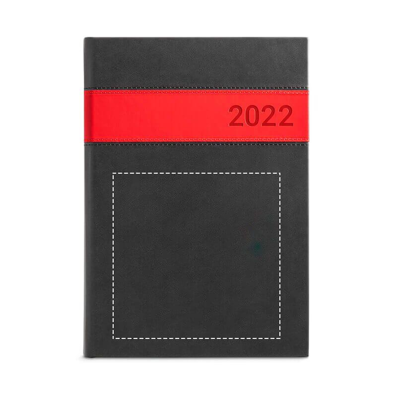Agenda bicolor 1