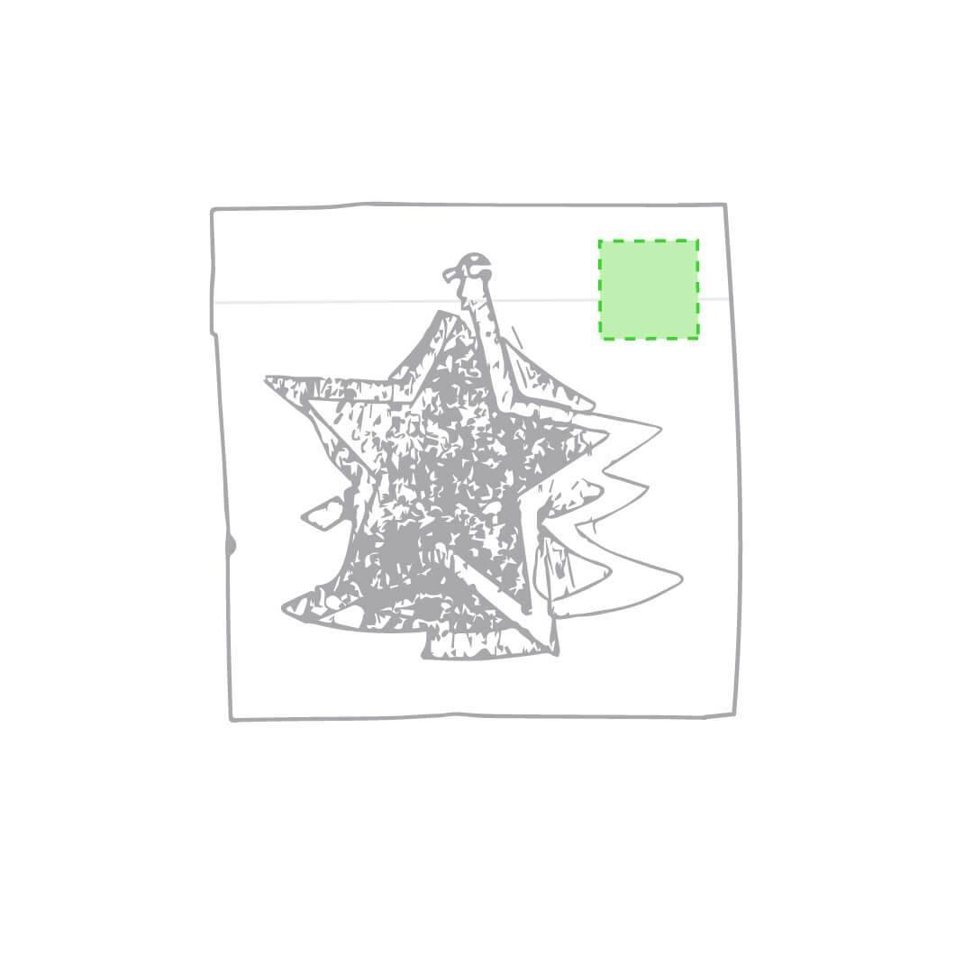 Adornos navideños metalizados 1