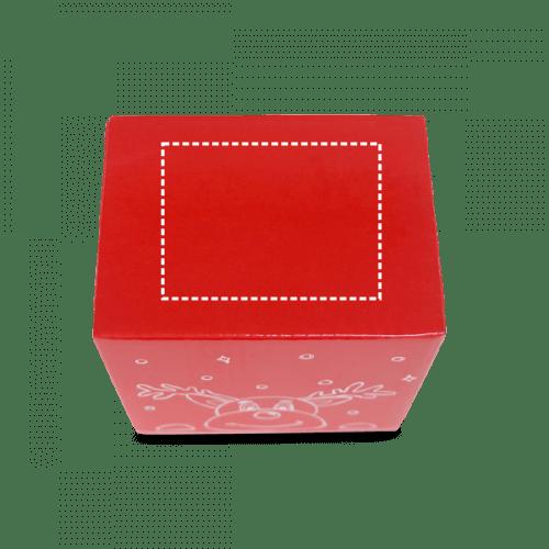 Taza de Navidad con reno 2