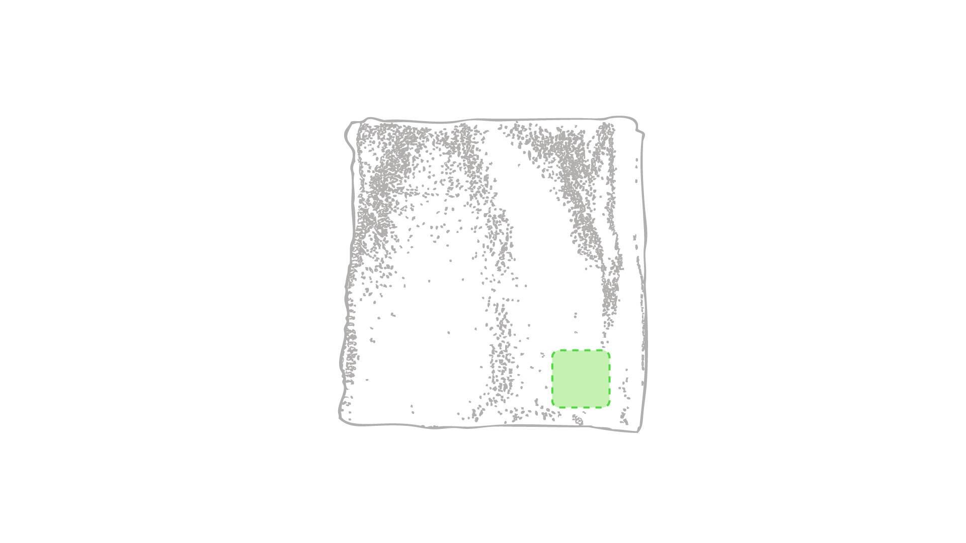 Manta polar de colores 1