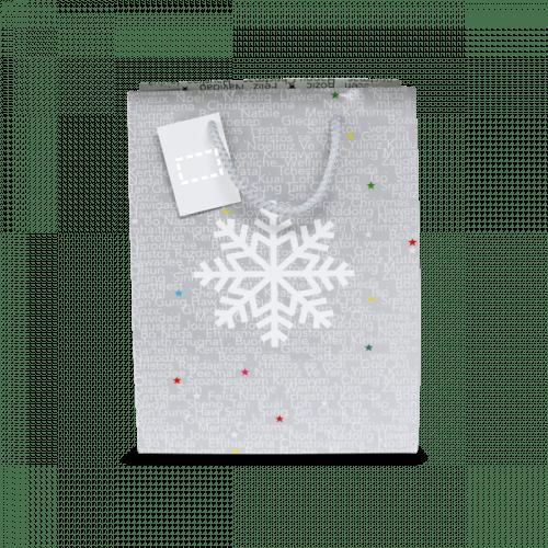 Bolsa de navidad brillante 2