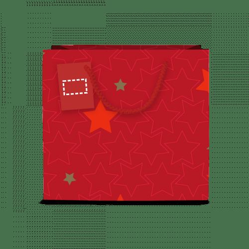 Bolsa de navidad pequeña 1