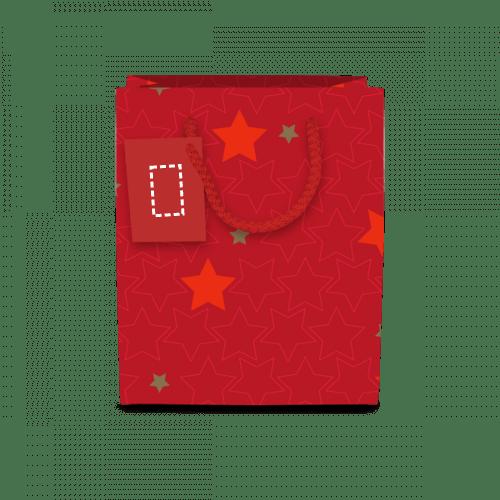 Bolsa de navidad para regalo 2