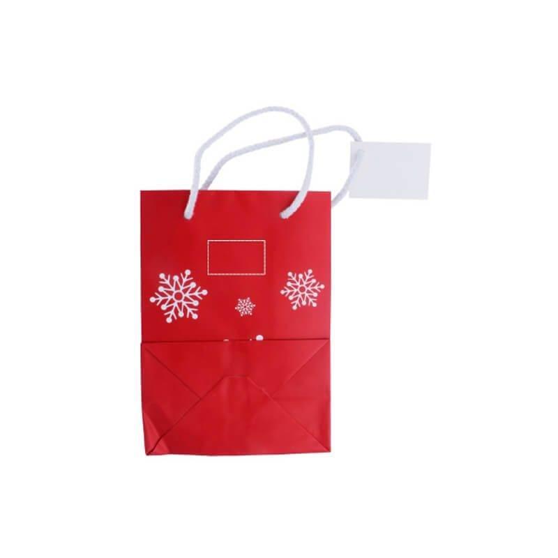 Bolsa de navidad para regalo pequeña 1