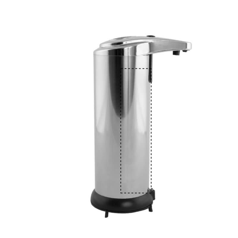 Dispensador de gel automático 1