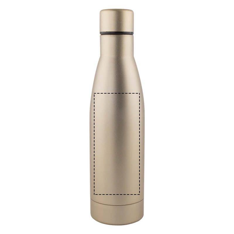 Botella metalizada de doble pared 1