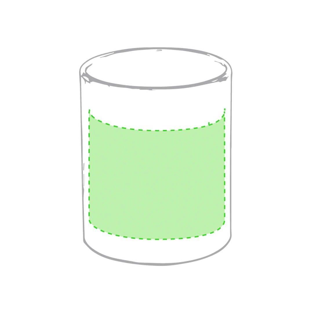 Taza cerámica para sublimación 1
