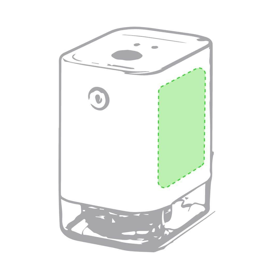 Dispensador automático de alcohol 1