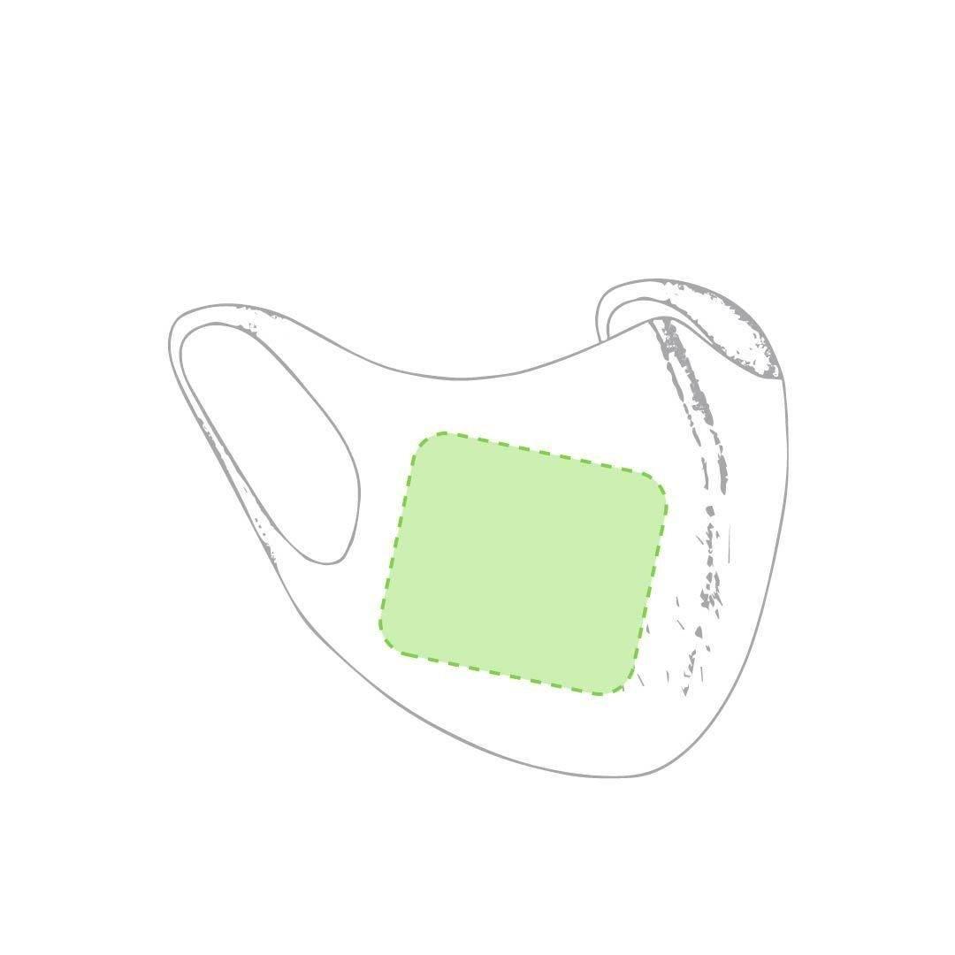 Mascarilla elástica reutilizable 2