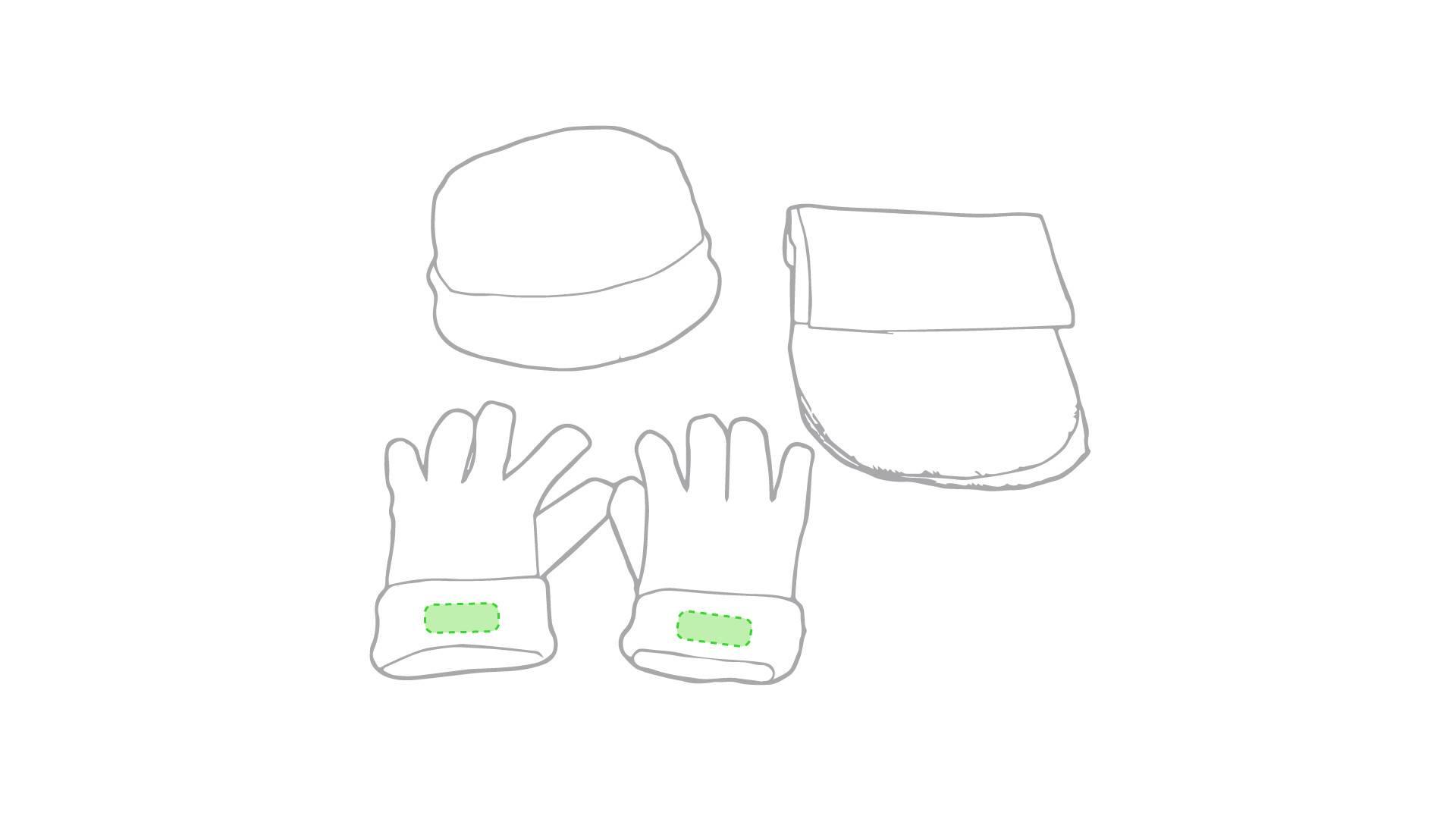 Set de prendas de invierno 2