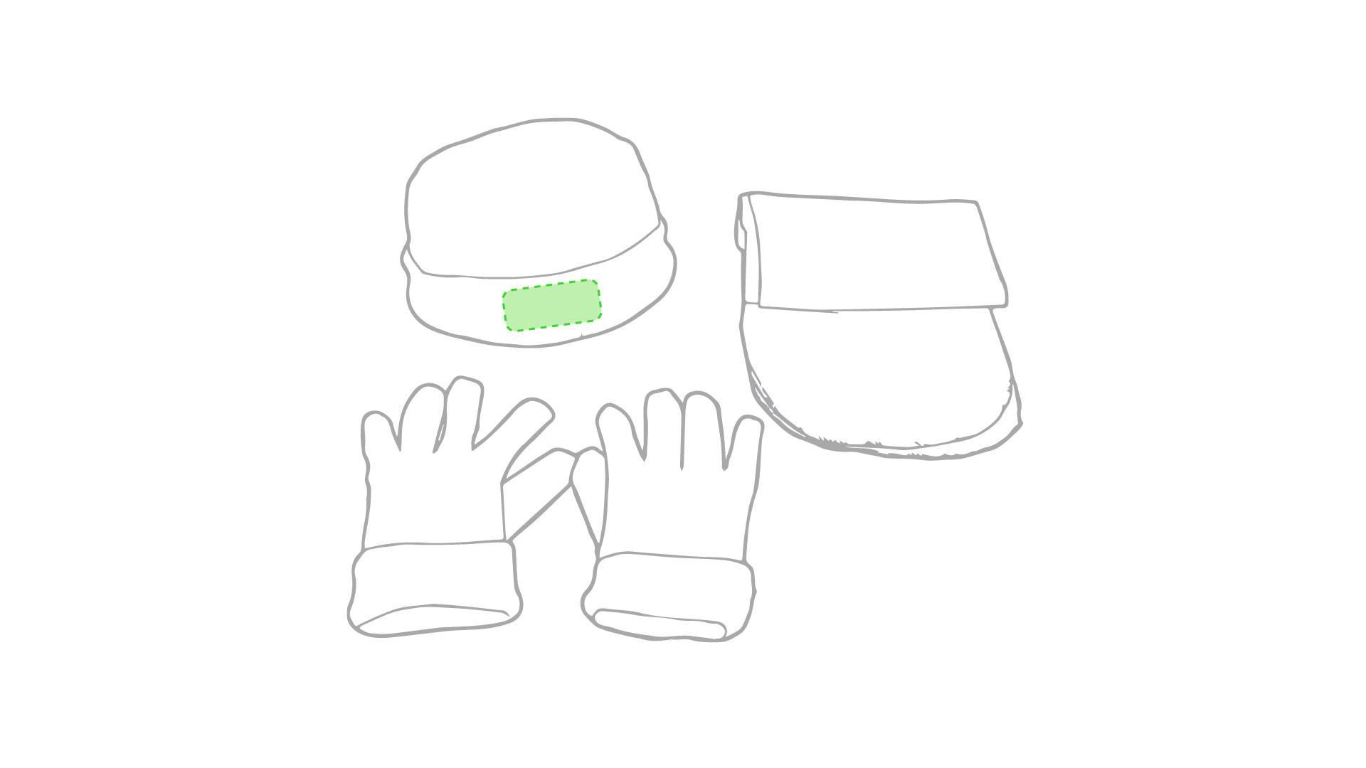 Set de prendas de invierno 3