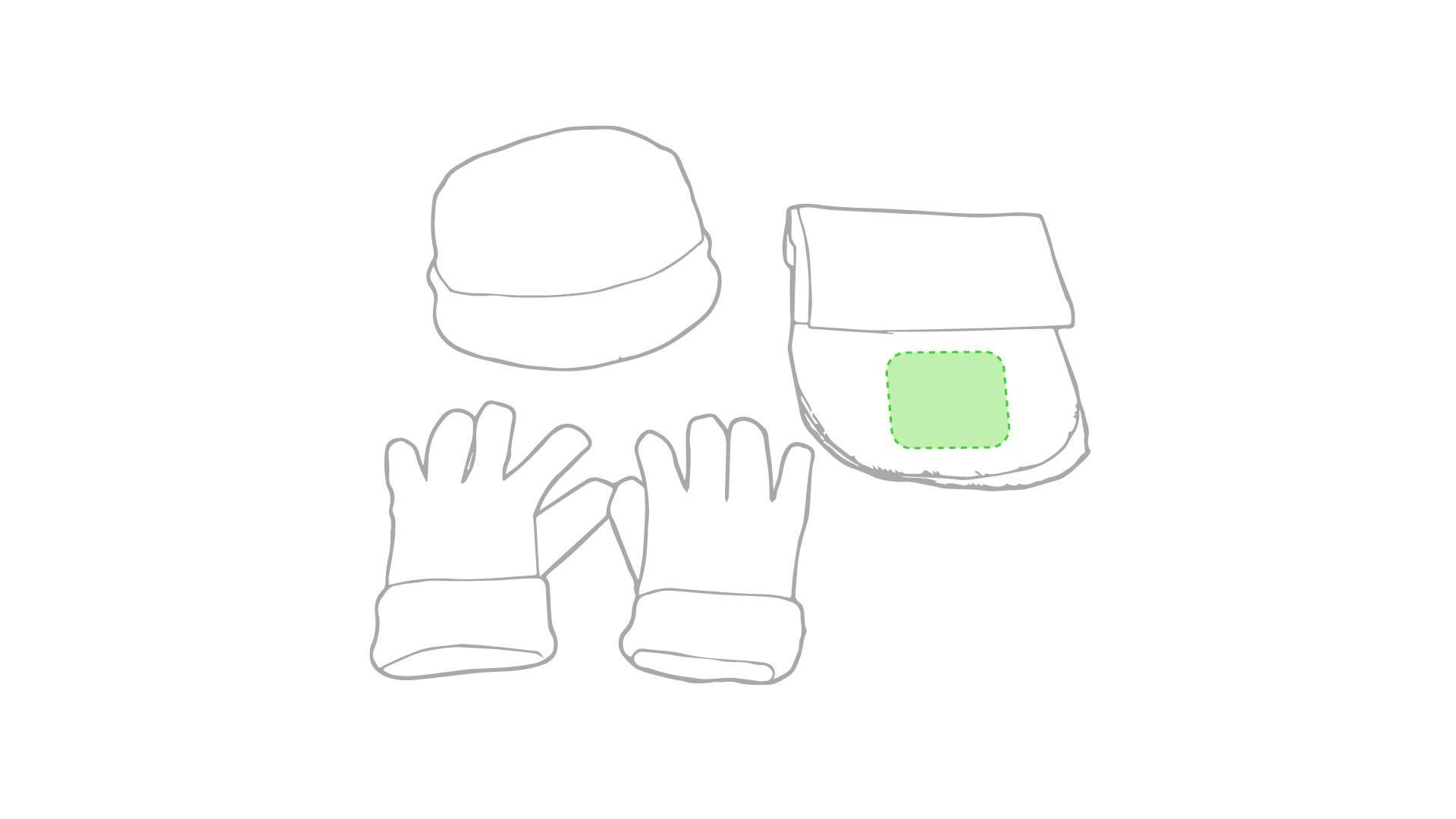 Set de prendas de invierno 1