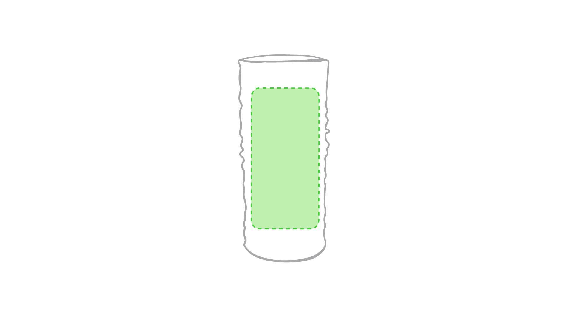 Braga de cuello fluorescente 1
