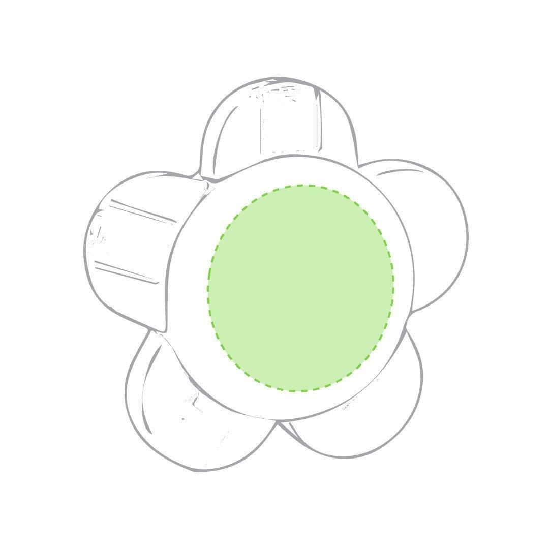 Marcadores con forma de flor 1