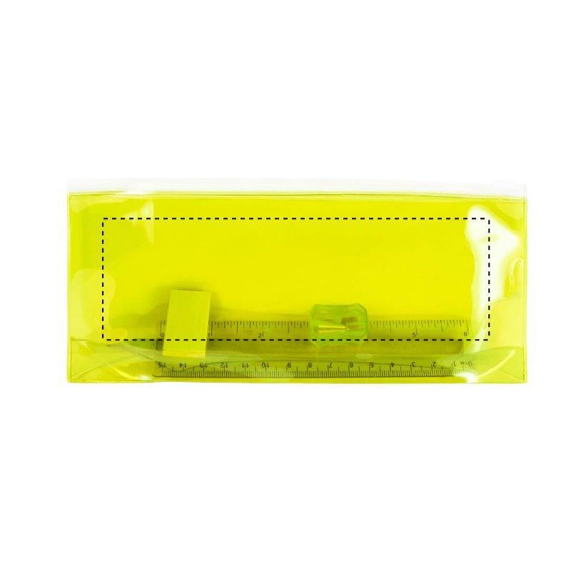 Estuche de PVC con set de escritura 1